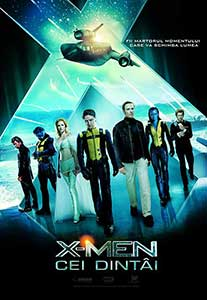 X-Men Cei dintâi – X-Men First Class (2011)