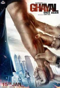 Ghayal Once Again (2016) Film Indian Online Subtitrat