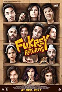 Fukrey Returns (2017) Film Online Subtitrat in Romana