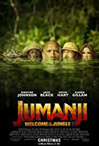 Jumanji Aventură în junglă - Jumanji Welcome to the Jungle (2017) Online Subtitrat