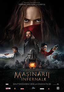 Masinarii infernale - Mortal Engines (2018) Film Online Subtitrat in Romana