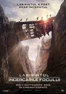 Maze Runner The Scorch Trials (2015) Film Online Subtitrat