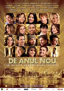 De Anul Nou - New Year's Eve (2011) Film Online Subtitrat