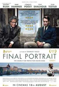 Final Portrait (2017) Film Online Subtitrat