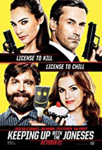 Spionii din vecini - Keeping Up with the Joneses (2016) Online Subtitrat