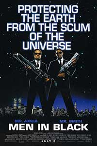 Barbati in negru – Men in Black (1997)