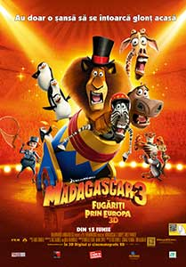 Madagascar 3 Europe's Most Wanted (2012) Film Online Subtitrat
