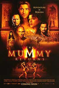 Mumia revine - The Mummy Returns (2001) Online Subtitrat