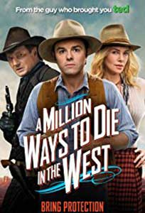 Urma scapă turma - A Million Ways to Die in the West (2014) Online Subtitrat