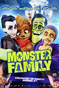 Familia Monstrulescu - Happy Family (2017) Film Online Subtitrat