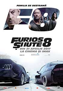 Furios si Iute 8 - The Fate of the Furious (2017) Film Online Subtitrat in Romana
