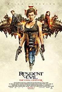 Resident Evil The Final Chapter (2016) Film Online Subtitrat