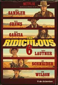 The Ridiculous 6 (2015) Film Online Subtitrat in Romana