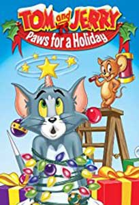 Tom and Jerry Paws for a Holiday (2003) Dublat in Romana Online