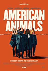 American Animals (2018) Film Online Subtitrat