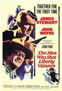 The Man Who Shot Liberty Valance (1962) Online Subtitrat in Romana