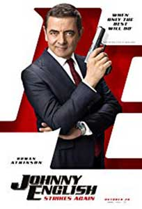 Johnny English Strikes Again (2018) Film Online Subtitrat in Romana