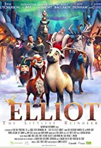 Elliot the Littlest Reindeer (2018) Film Online Subtitrat in Romana