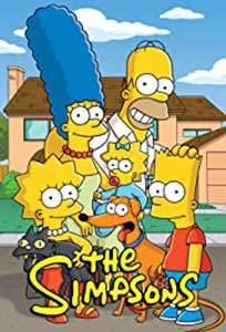 Familia Simpson – The Simpsons (1989)