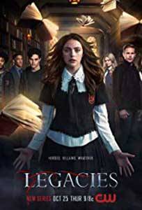 Legacies (2018) Serial Online Subtitrat in Romana