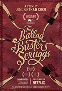 The Ballad of Buster Scruggs (2018) Online Subtitrat in Romana