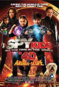 Spy Kids: All the Time in the World in 4D (2011) Film Online Subtitrat in Romana