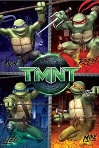 Testoasele Ninja - Teenage Mutant Ninja Turtles (1990) Online Subtitrat