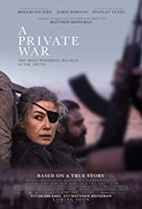 A Private War (2018) Online Subtitrat in Romana in HD 1080p