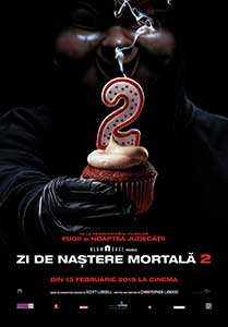 Zi de naștere mortală 2 – Happy Death Day 2U (2019)