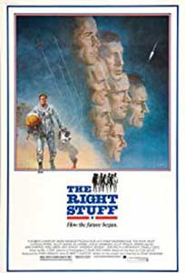 Cursa spatiala – The Right Stuff (1983)