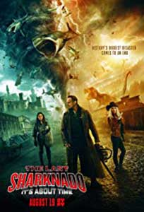 The Last Sharknado: It's About Time (2018) Online Subtitrat