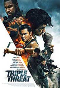Triple Threat (2019) Film Online Subtitrat in Romana