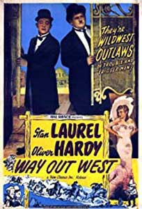 Way Out West (1937) Online Subtitrat in Romana in HD 1080p