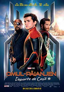 Spider-Man: Far from Home (2019) Online Subtitrat in Romana