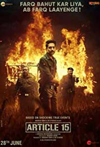 Article 15 (2019) Film Indian Online Subtitrat in Romana