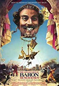 The Adventures of Baron Munchausen (1988) Online Subtitrat