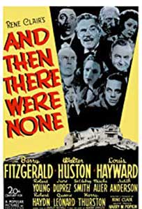 And Then There Were None (1945) Online Subtitrat in Romana