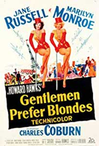 Gentlemen Prefer Blondes (1953) Online Subtitrat in Romana