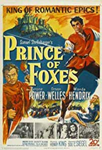 Prince of Foxes (1949) Online Subtitrat in Romana in HD 1080p