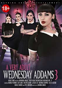 A Very Adult Wednesday Addams 3 (2019) Film Erotic Online
