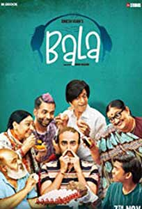 Bala (2019) Film Indian Online Subtitrat in Romana