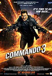 Commando 3 (2019) Film Indian Online Subtitrat in Romana