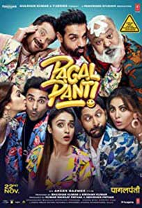 Pagalpanti (2019) Film Indian Online Subtitrat in Romana