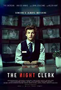 The Night Clerk (2020) Online Subtitrat in Romana