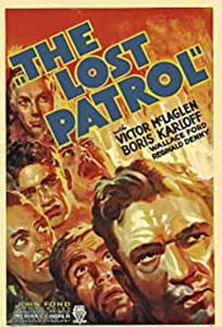 The Lost Patrol (1934) Online Subtitrat in Romana