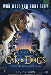 Cats & Dogs (2001) Online Subtitrat in Romana in HD 1080p