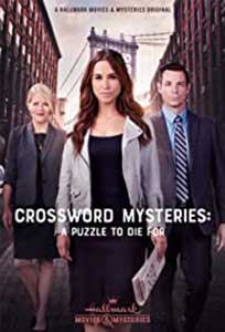 The Crossword Mysteries: A Puzzle to Die For (2019) Online Subtitrat