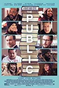 The Public (2018) Online Subtitrat in Romana in HD 1080p