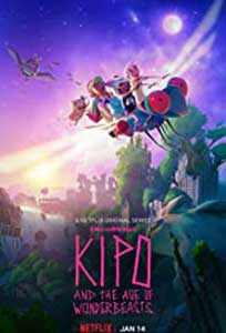 Kipo and the Age of Wonderbeasts (2020) Serial Online