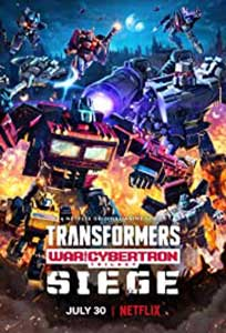 Transformers: War for Cybertron (2020) Serial Online